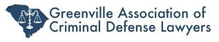 Greenville Association of Criminal Defense Lawyers Logo